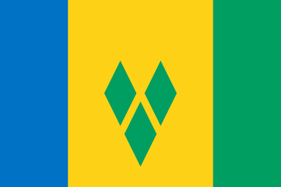 saint vincent grenadines flag